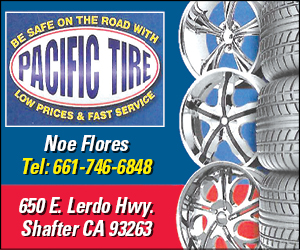 Be safe on the road with Pacific Tire.