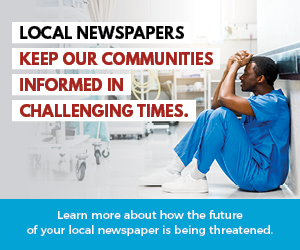 Local newspapers keep our communities informed